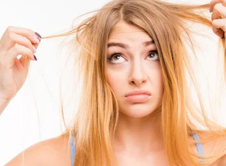 Распространенные причины неудачного окрашивания наращенных и родных волос.