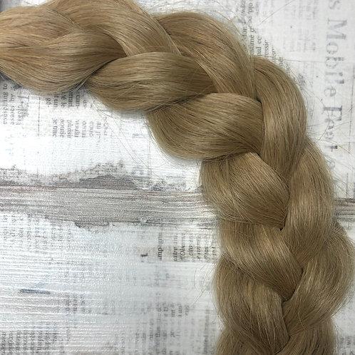 Волосы славянские на капсулах Цвет #18 Бежевый блонд