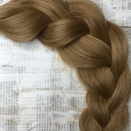 Волосы славянские в срезе Цвет #12 Золотисто - русый