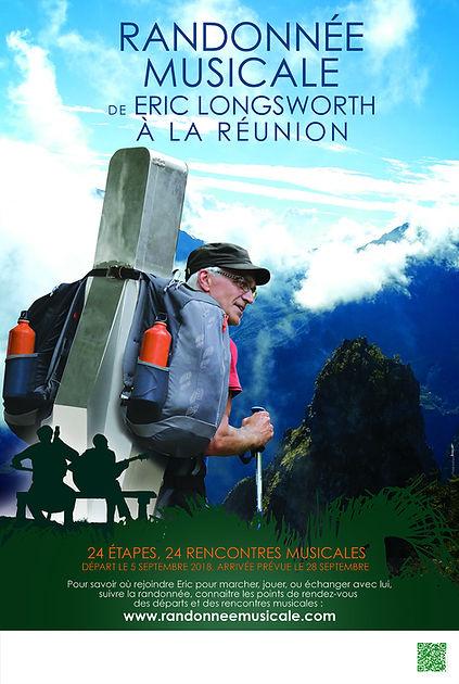 Randonnée musicale à la Réunion