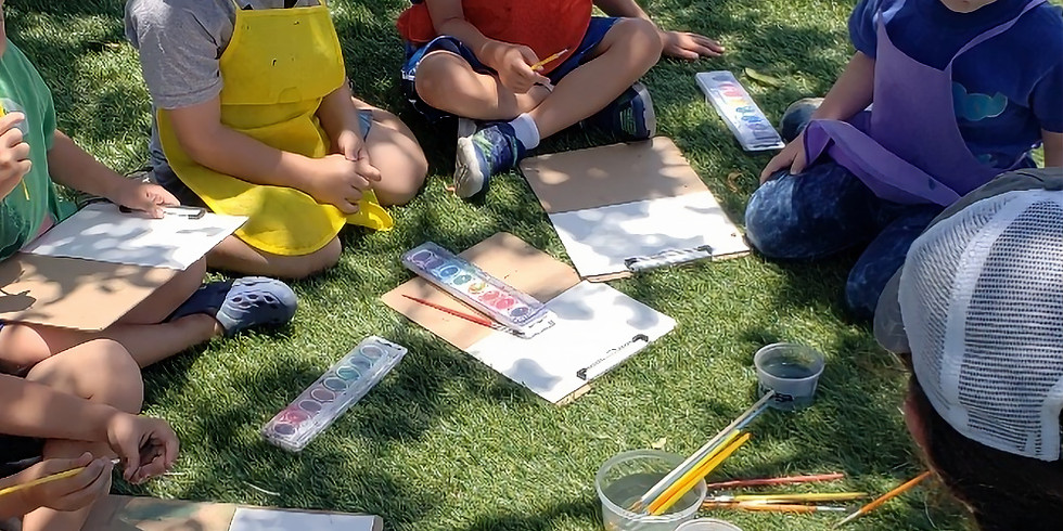 Fall Art Session, Wed 1:30