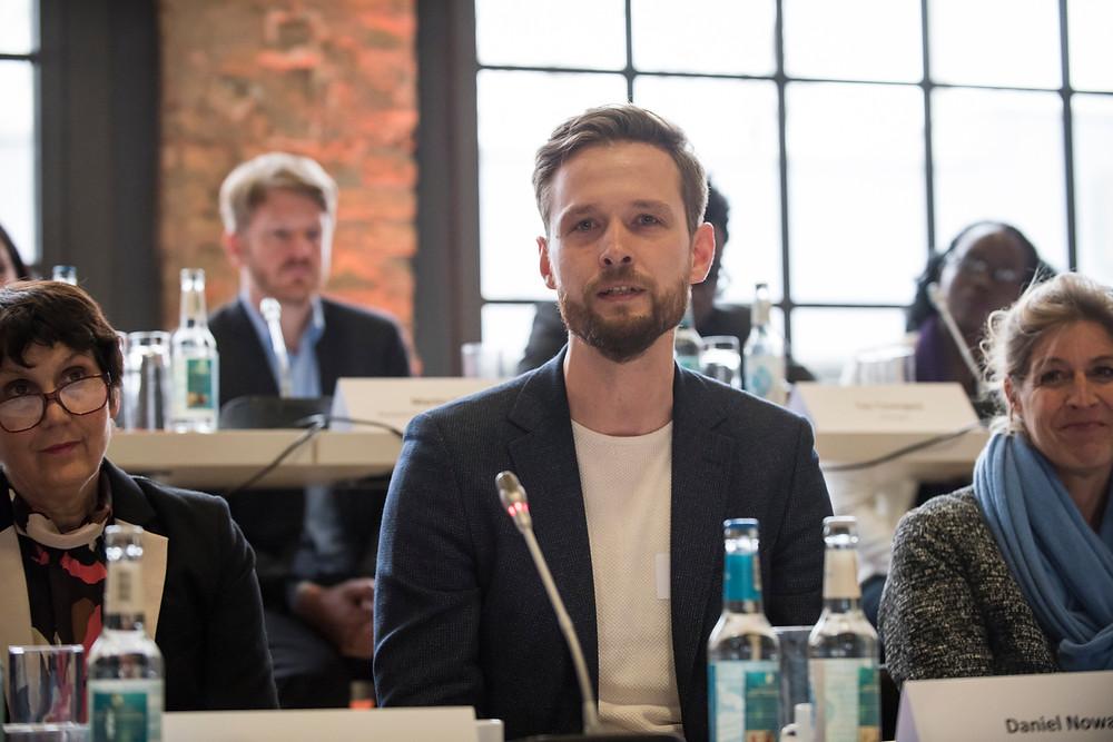 Daniel Nowack, managing director da Yunus Social Business (Foto: Divulgação)
