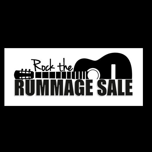 Rock the Rummge Sale fundraiser.