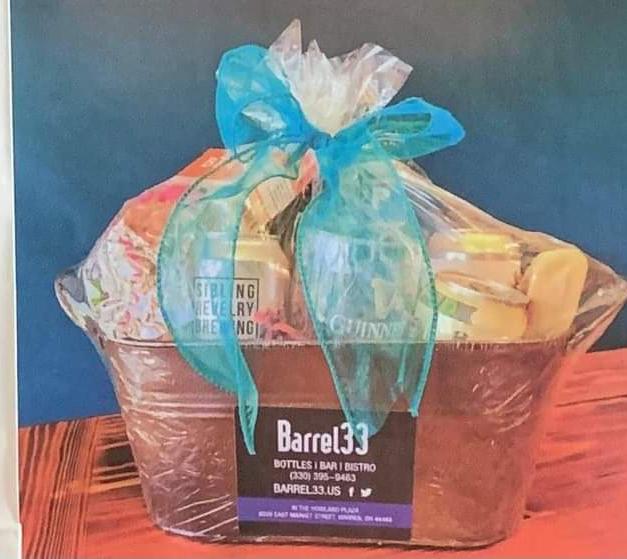 #14 Barrel 33