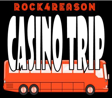 Casino bus trip fundraiser.