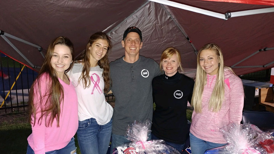 Niles NHS raising money and helping those in need.