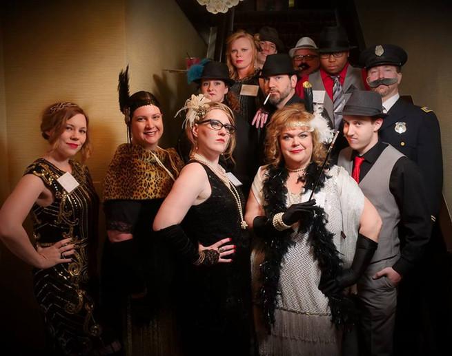 Thanks to Speakeasy Lounge in Warren for an amazing Murder Mystery Night!