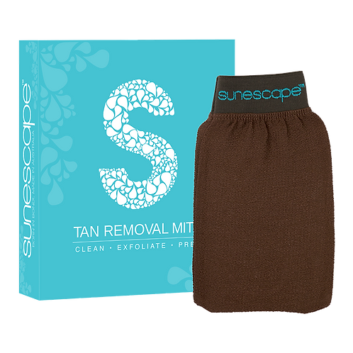 Tan Removal Mitt