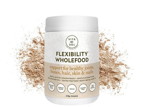 Vita-Sol Flexibility Wholefood Powder