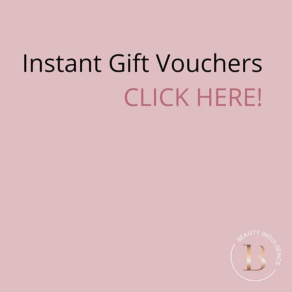 instant gift vouchers
