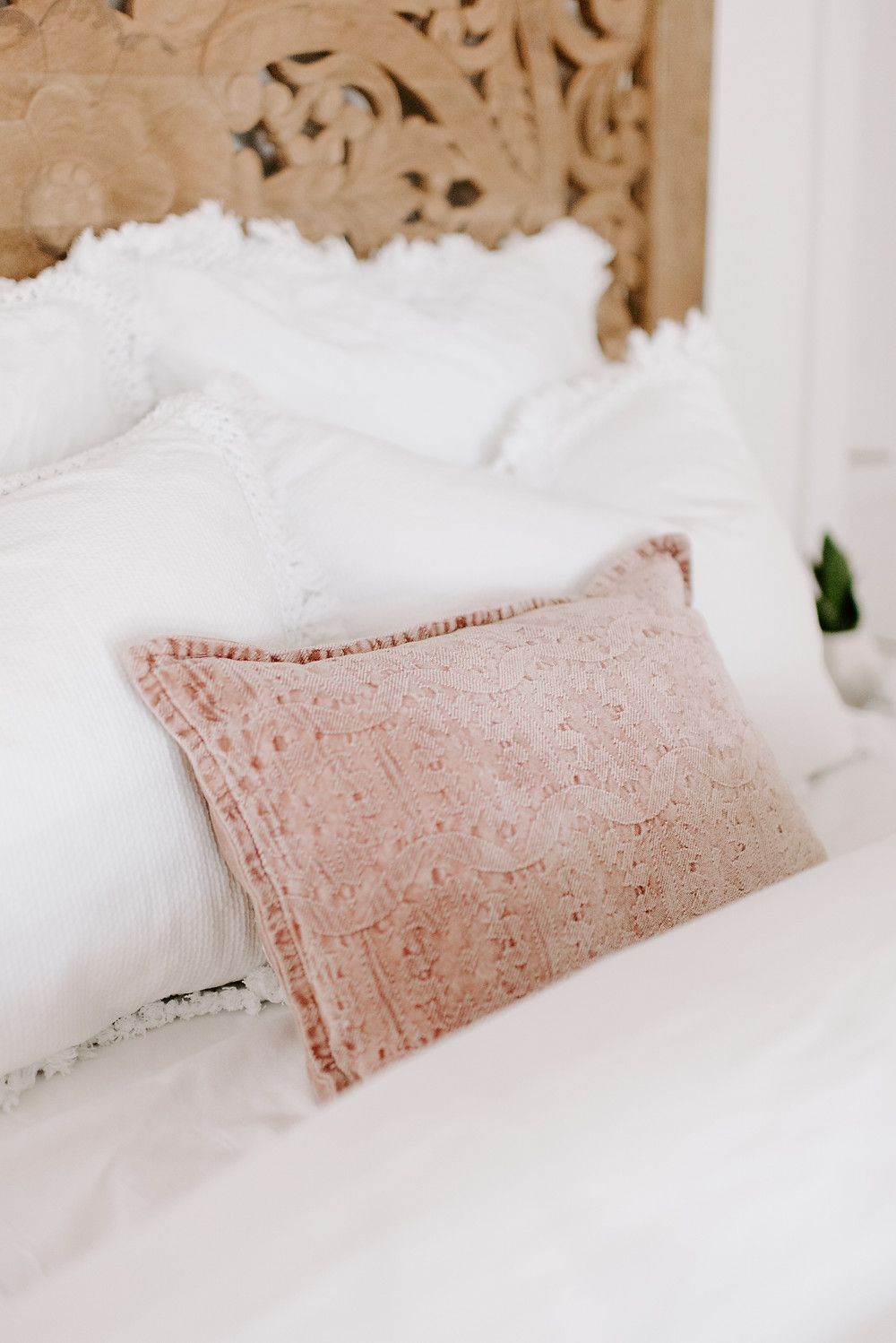 Declutter and organise your bedroom to improve your love life.
