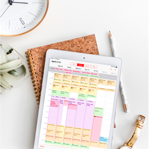 How to Organise your Digital Calendar