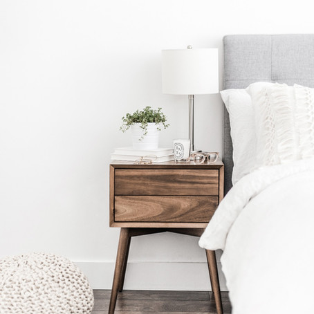 Simplify Your Bedroom