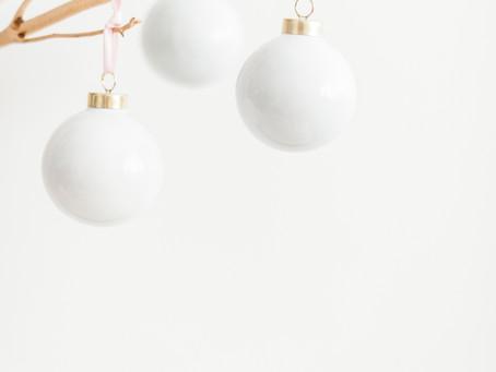 Creating a Simpler Christmas