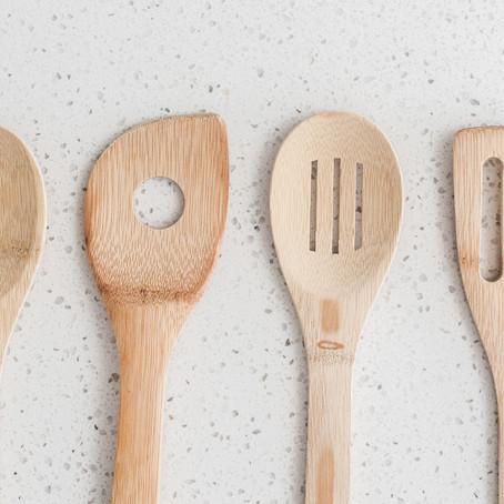 {Declutter Challenge} Kitchen Utensils