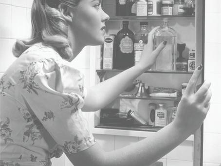 Organising your Medicine Cupboard