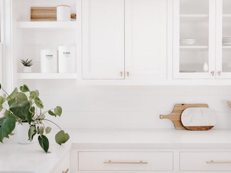 Clutter-Free Kitchen Worktops