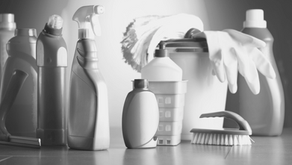 Declutter and Detox Your Cleaning Products