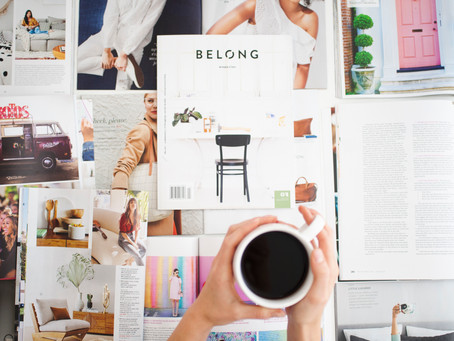 Declutter and Organise your Magazines
