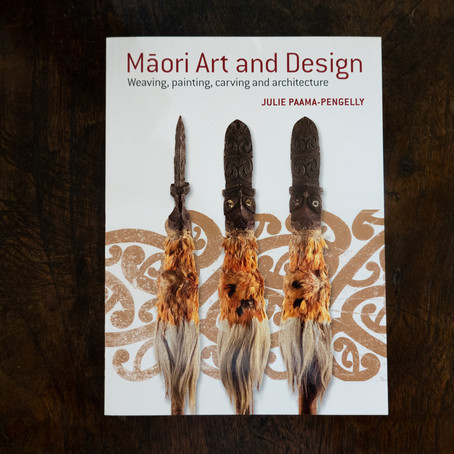 Māori Art and Design by Julie Paama-Pengelly