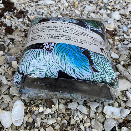 Kawakawa & Lavender Infused XL Wheat Bag