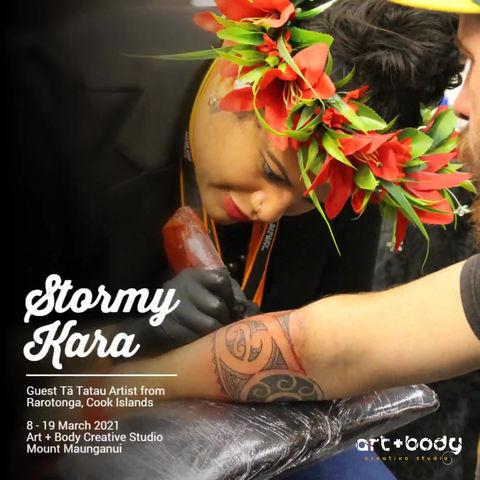 Guest Artist - Stormy Kara