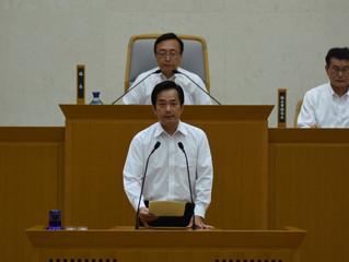 豊田市議会議長を退任しました。