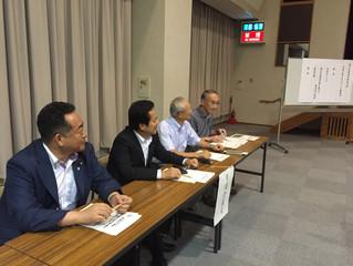 市長と語るまちづくり懇談会/高岡コミュニティセンター