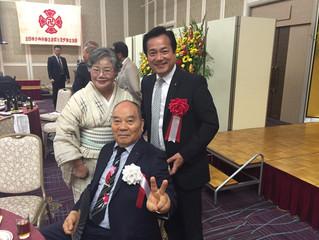 少林寺拳法「愛知高上道院」50周年記念式典