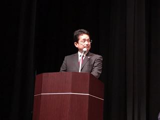 愛知環状鉄道沿線市議員連盟・設立総会