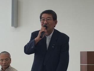 県議会議員三浦たかし後援会・会長幹事長会議