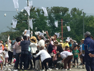 深田山自治区「スポーツフェスティバル」