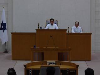 平成27年6月豊田市議会定例会閉会