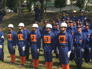 第61回愛知県消防操法大会・現地激励会