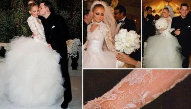 16 teuersten Brautkleider