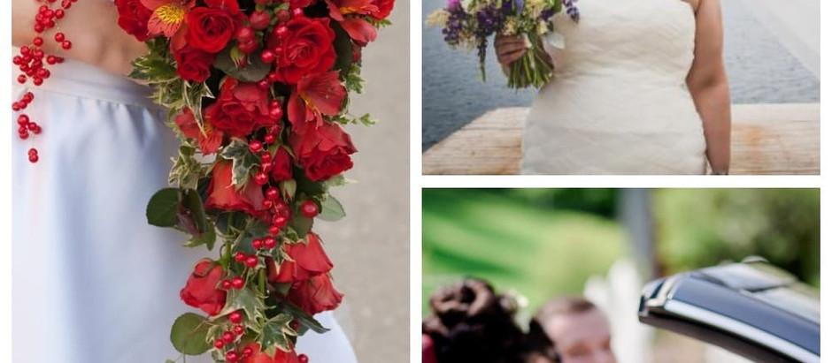Wichtige Tipps zur Auswahl eines Hochzeitsstrauß.