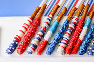 May 25th:  Memorial Day Chocolate Treats After School Workshop