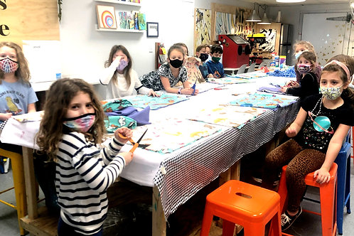 April 13th and 15th:  After School Workshops