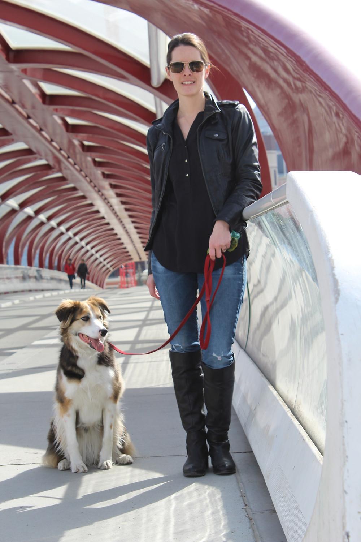 Calgary, Peace Bridge, Jennifer Knappe, home builder, construction