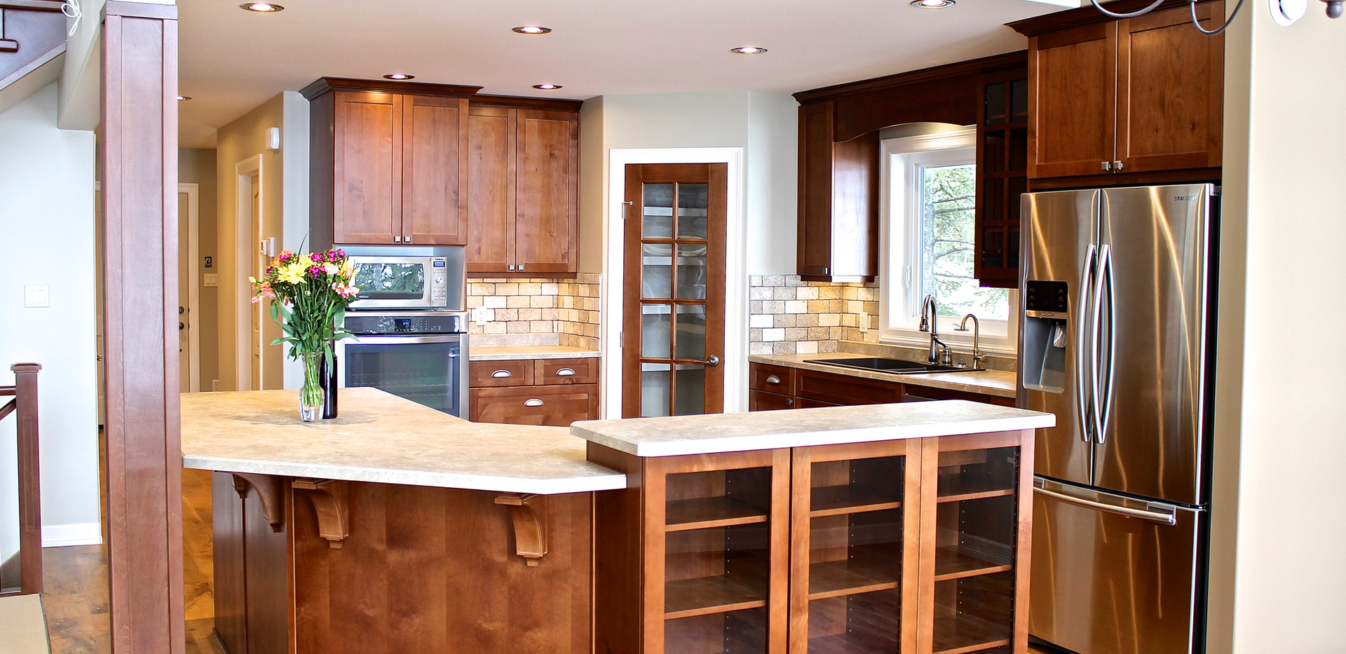 Kitchens for every taste