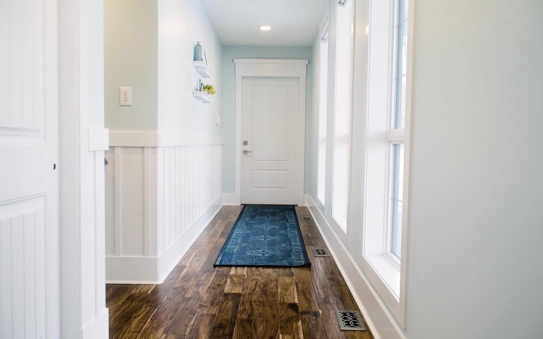 Exotic hardwood floors