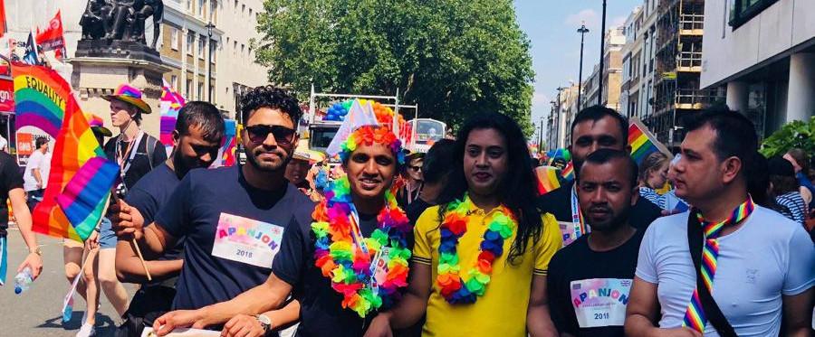 london pride 2018