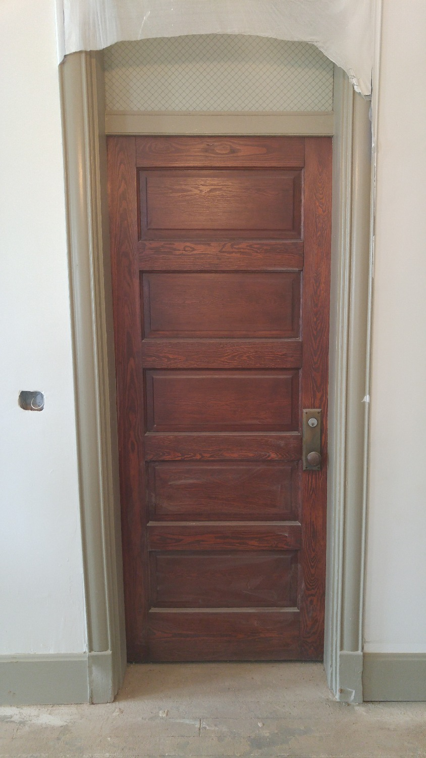 Door Finshes