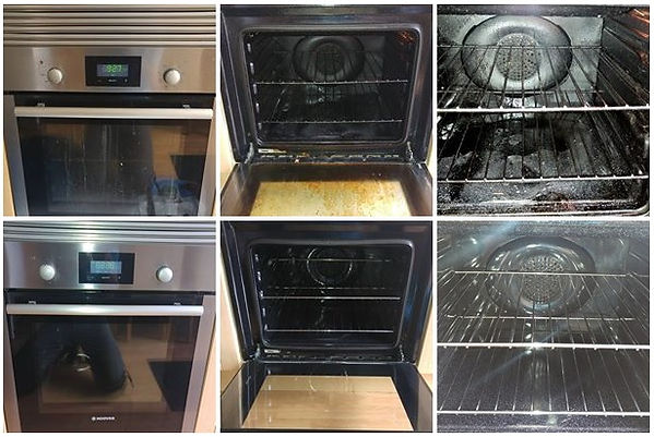 cheap oven cleaning