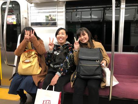 東京出張合宿