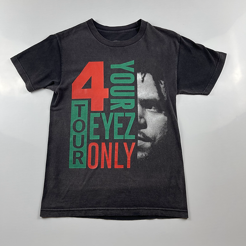 J.cole 4 Your Eyez Only Tour Tee - S