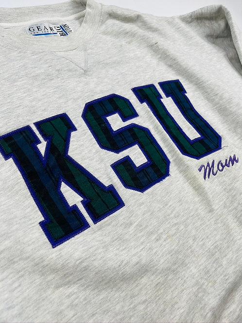 Stitched KSU Crewneck