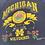 Thumbnail: 1992 Kids Michigan Wolverines Crewneck - s10-12