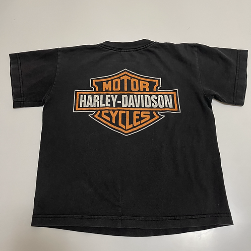 Toddlers Classic Harley Tee (slight alteration on rear)
