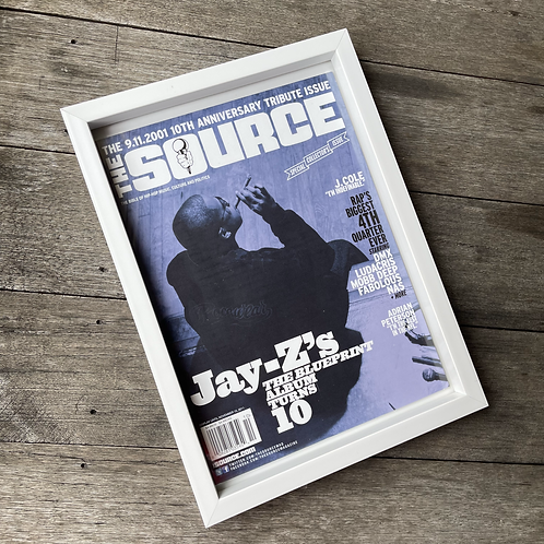 The Source Magazine 9/11 Tribute Issue